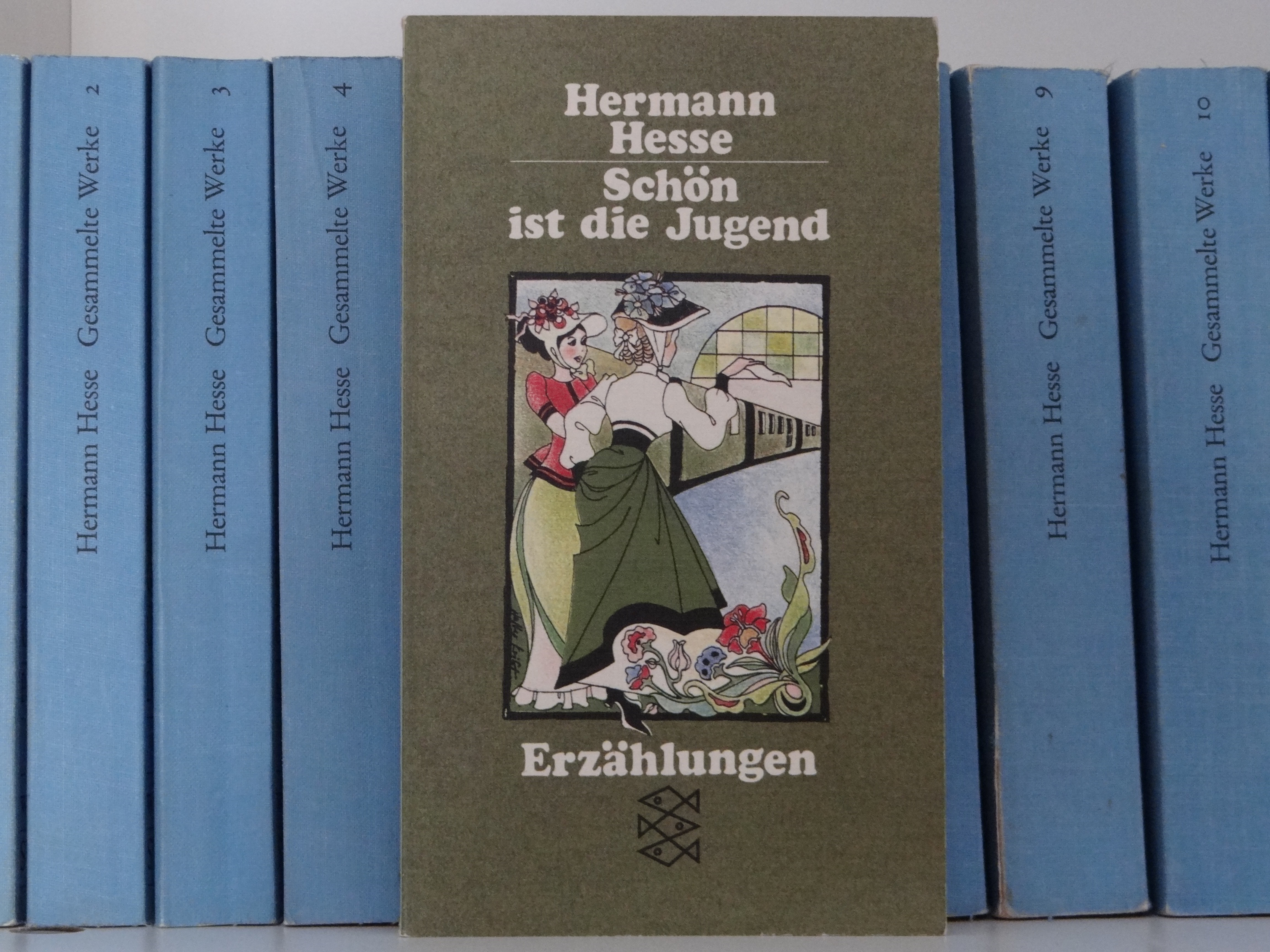 Hermann Hesse Weihnachten.Hermann Hesse C O N L I B R I